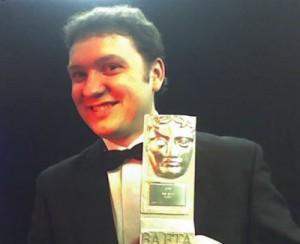 John Pile Jr - 2009 BAFTA Scotland